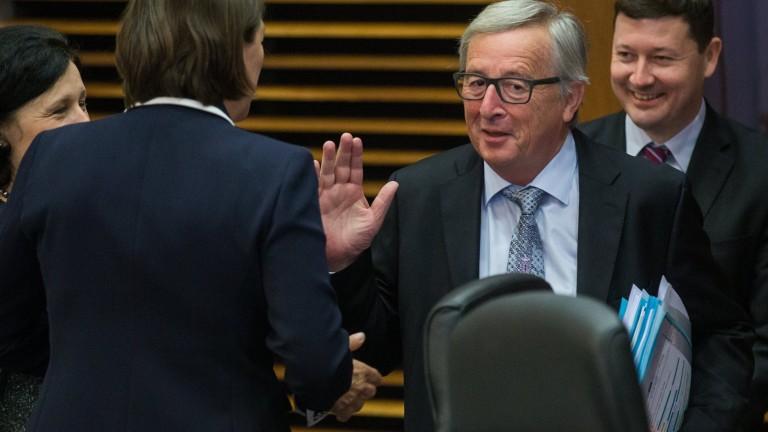 ЕК предприе процедура срещу Чехия, Унгария и Полша заради мигрантите