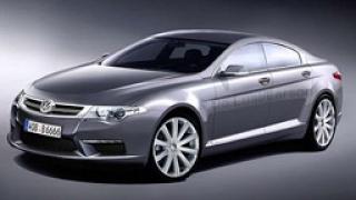 Volkswagen пусна мини сайт за Passat Coupe