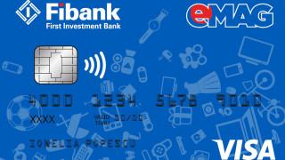 Нова карта на Fibank и eMAG позволява безлихвено разсрочване на покупките
