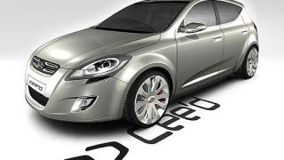Румънците избраха КИА Сийд за автомобил на 2008