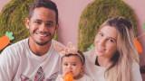 Евандро да Силва благодарил на Господ и на съпругата си за трансфера в ЦСКА