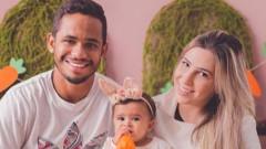 Евандро благодарил на Господ и на съпругата си за трансфера в ЦСКА