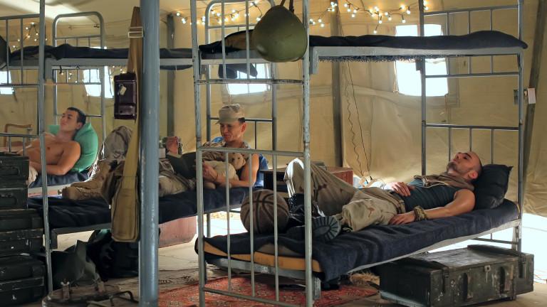 Как да заспиваме като в казармата