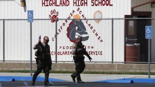 Стрелба в гимназия в Калифорния