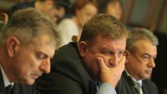 Каракачанов призна, че имаме проблеми с фрегатите