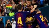 """Барселона победи Реал (Мадрид) с 3:2 в мач от турнира """"International Champions Cup"""""""