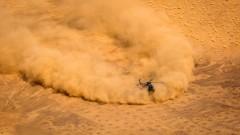 Седем загинали при катастрофа на иракски военен хеликоптер