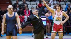 Даниел Александров: Ще завоювам златен медал в Баку