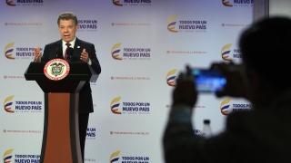 Президентът на Колумбия с опит да спаси мирното споразумение с ФАРК