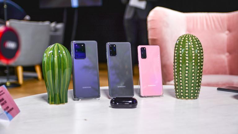 Samsung пуска S21 още през януари, за да завземе дял от Huawei