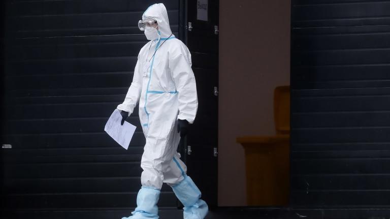 Коронавирус: Русия преживява най-тежкия ден от началото на епидемията