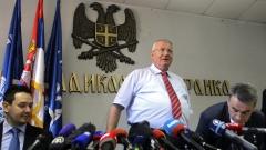 Сръбският ултранационалист Шешел отказва да се върне в трибунала в Хага