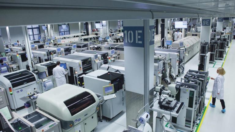Германският индустриален гигант Siemens ще построи най-голямата фабрика за 3D