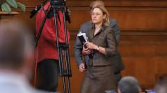 Ива Митева не се отказва от политиката, доволна от изминалия ден