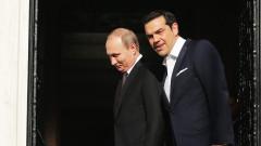 Ципрас звънна на Путин, оплаква се от Ердоган