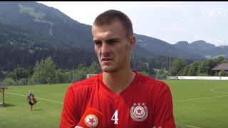 Капитанът на ЦСКА: Вече свикнахме с Ел Маестро