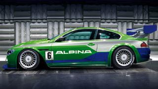 Alpina се завръща на пистата с B6 GT3