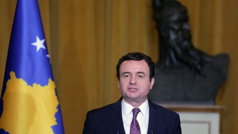 Новият премиер на Косово намали заплатите в правителството