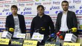 Николай Митов: Борис Галчев е класа, искаме в елита!