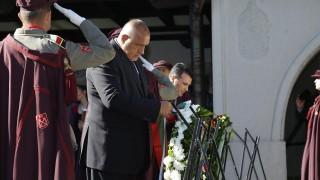Борисов и Заев заедно на поклонение пред гроба на Гоце Делчев