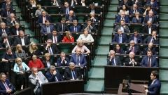 Полският парламент отхвърли спорен закон за абортите