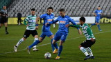 Черно море и Левски не се победиха - 0:0
