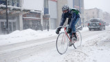 С колело през зимата - защо не