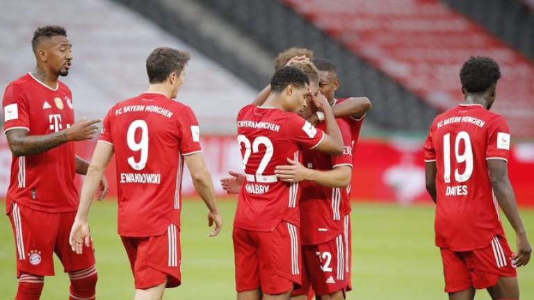 Шампионът на Германия - Байерн (Мюнхен) ще открие новия сезон