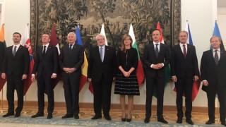 Външните министри от Източния фланг на НАТО обсъждат заплахите в региона