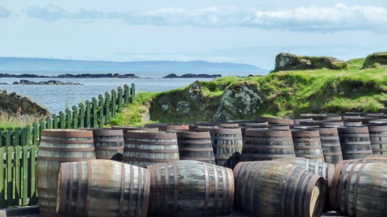 Шотландия не може да смогне с най-популярния си продукт