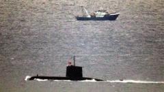 Гърция се жалва пред НАТО заради турски подводници в Егейско море