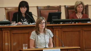 Захариева уверява, че имаме план по критиките на ЕК