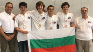 1 златен и 3 бронзови медала за български ученици по информатика в Япония