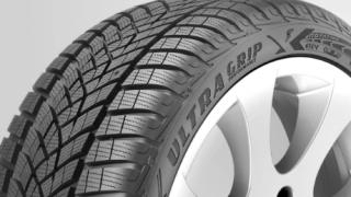 Новата гума Goodyear Ultra-Grip Performance дава нови сили на зимните шофьори