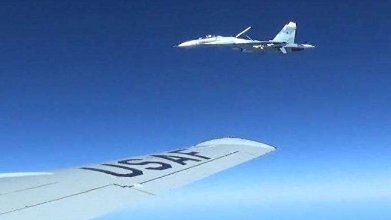 """САЩ бесни на Русия за """"случката"""" над Черно море"""