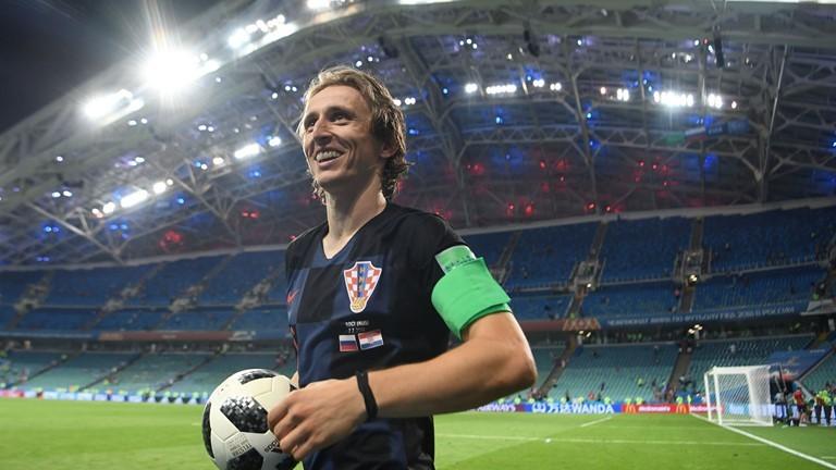Лидерът на хърватския национален отбор Лука Модричотрече да се интересува