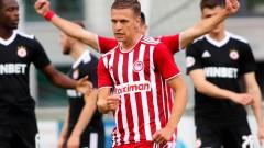 Олимпиакос нанесе първа загуба на ЦСКА в подготовката