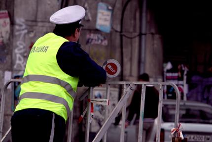 Благоевградски полицаи стават катаджии