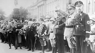 Открити в Русия дневници на Химлер разкриват всекидневен нацистки ужас