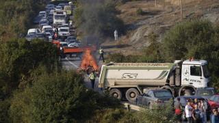 Косовската полиция не пусна Вучич в Дреница