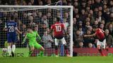 Челси - Манчестър Юнайтед 0:2, Погба удвоява!