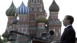Балистични ракети на Червения площад за 9 май
