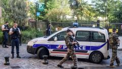 37-годишен алжирец е нападателят с автомобил в Париж
