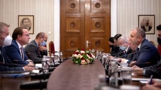 Румен Радев: Декларации и обещания на РСМ вече не работят