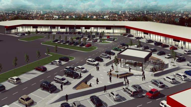 Снимка: Британски инвеститор строи търговски парк за €10 милиона в Сърбия