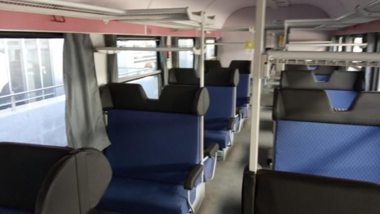 БДЖ поетапно обновява вагоните на пътническите и бързите влакове. Целта