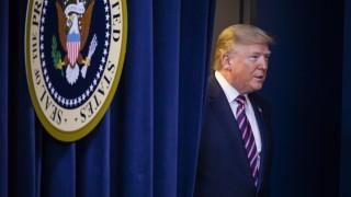Белият дом: Демократите са отчаяни, гласуването срещу Тръмп е срамно