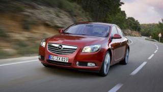 Opel Insignia - все по-германска