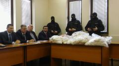 Повдигнаха обвинения на осмина за 108-те килограма амфетамин
