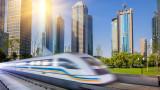 Новият свръхбърз влак на Китай, който може да достигне 620 километра в час